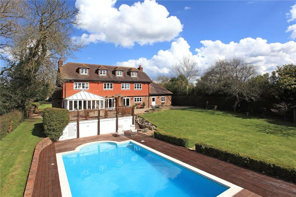 6 Bedrooms Detached House for sale in Luxted Road, Downe, Orpington, BR6