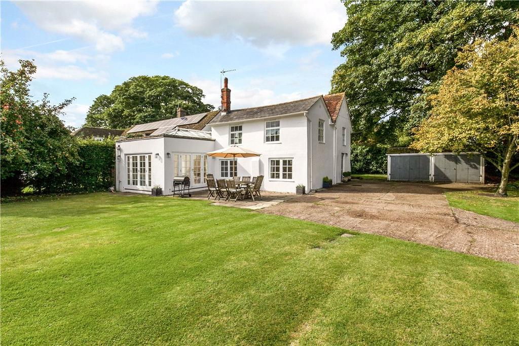 4 Bedrooms House for sale in Kimpton, Andover, Hampshire, SP11