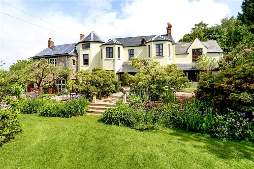 6 Bedrooms Detached House for sale in The Hudnalls, St. Briavels, Lydney, South Gloucestershire, GL15