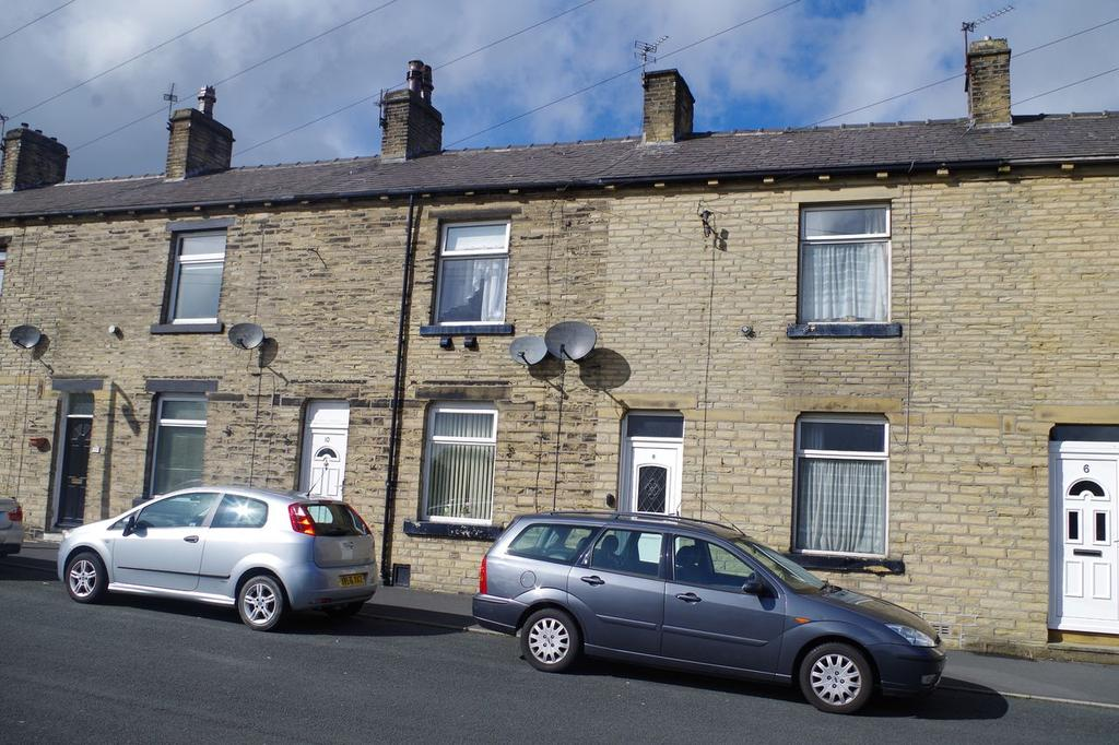 2 Bedrooms Terraced House for sale in Armitage Road, King Cross, Halifax HX1