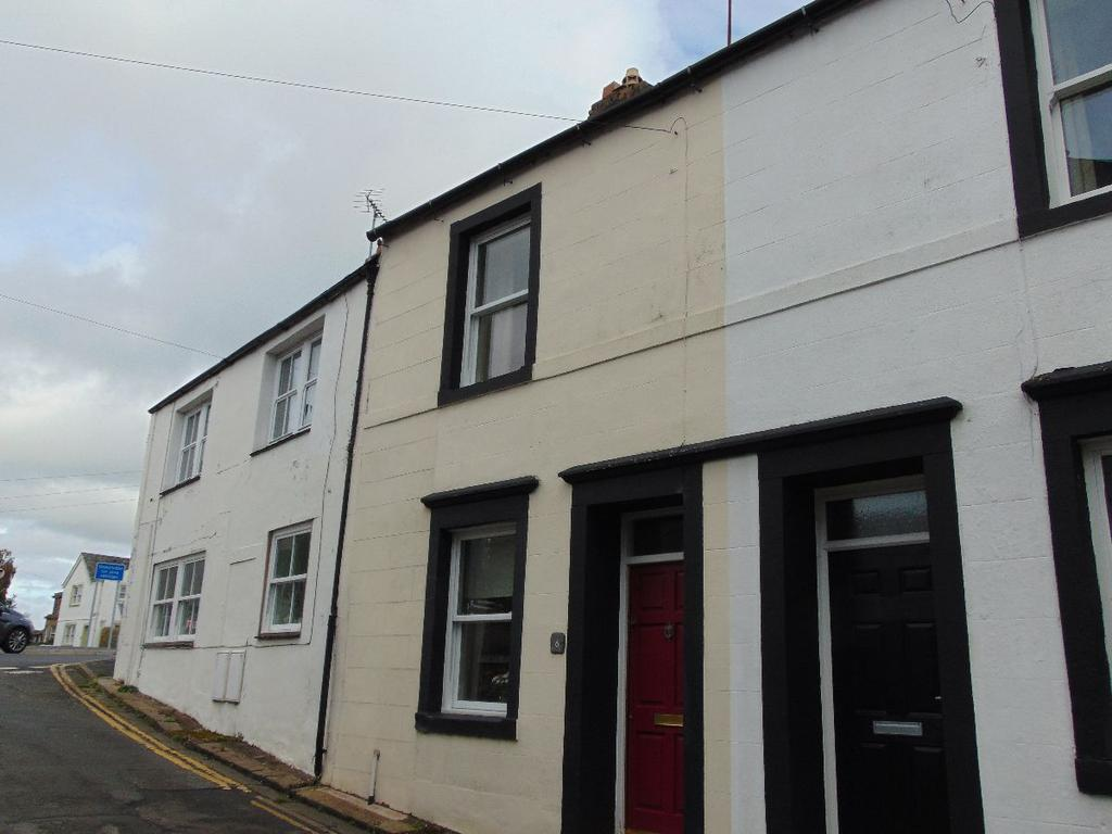 2 Bedrooms Cottage House for sale in 6 Skinner Street, Cockermouth, Cumbria, CA13 9PE