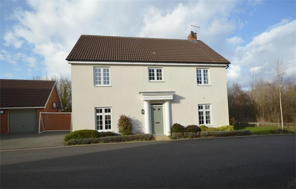 4 Bedrooms Detached House for sale in 8 Colemans Close, Little Canfield, DUNMOW