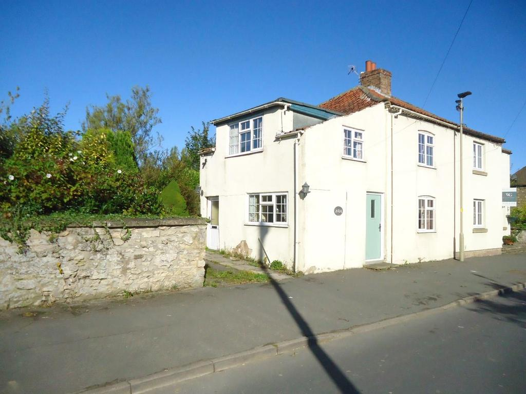 2 Bedrooms Semi Detached House for sale in Main Street, Amotherby, Malton