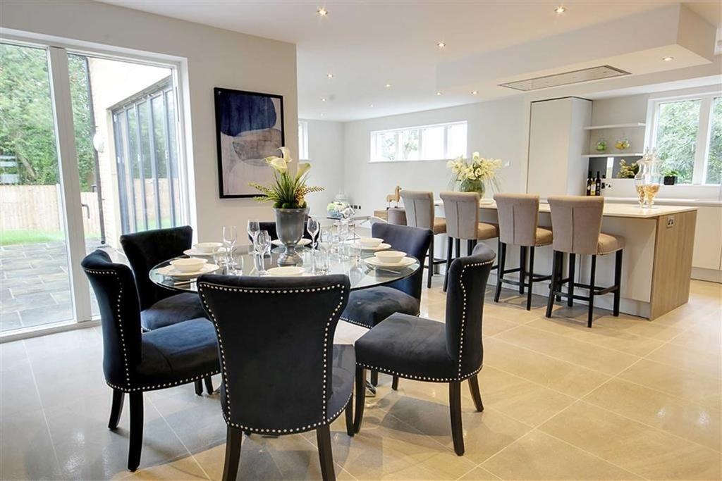 5 Bedrooms Detached House for sale in Royal Gate, Kingsmead, Cuffley, Hertfordshire
