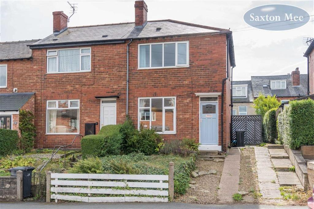 2 Bedrooms End Of Terrace House for sale in Midfield Road, Crookes, Sheffield, S10