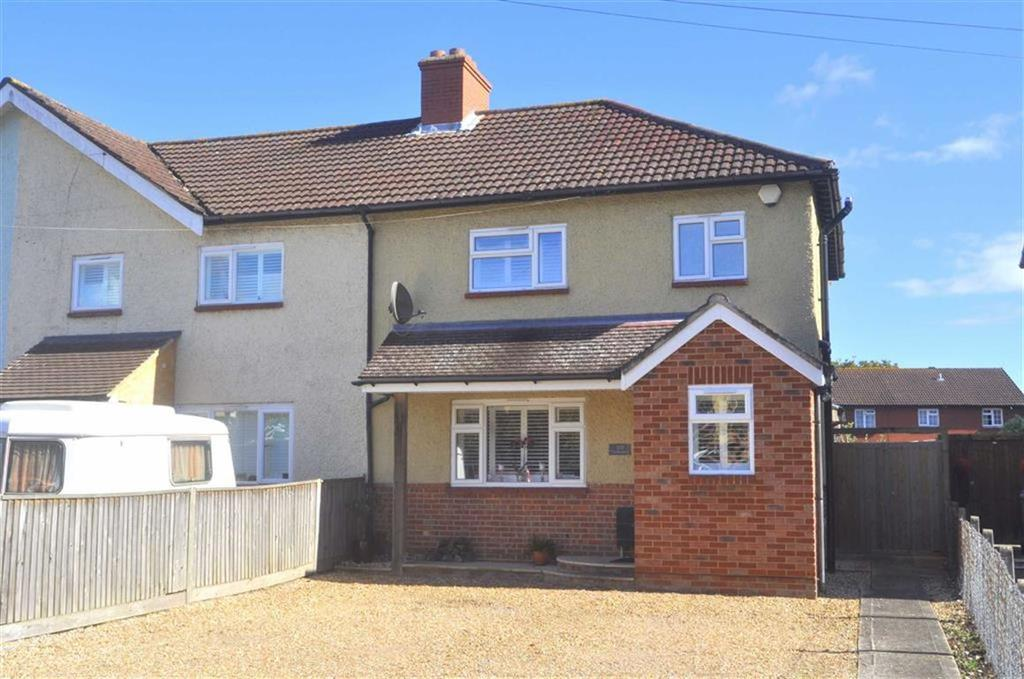 2 Bedrooms Semi Detached House for sale in Locks Heath