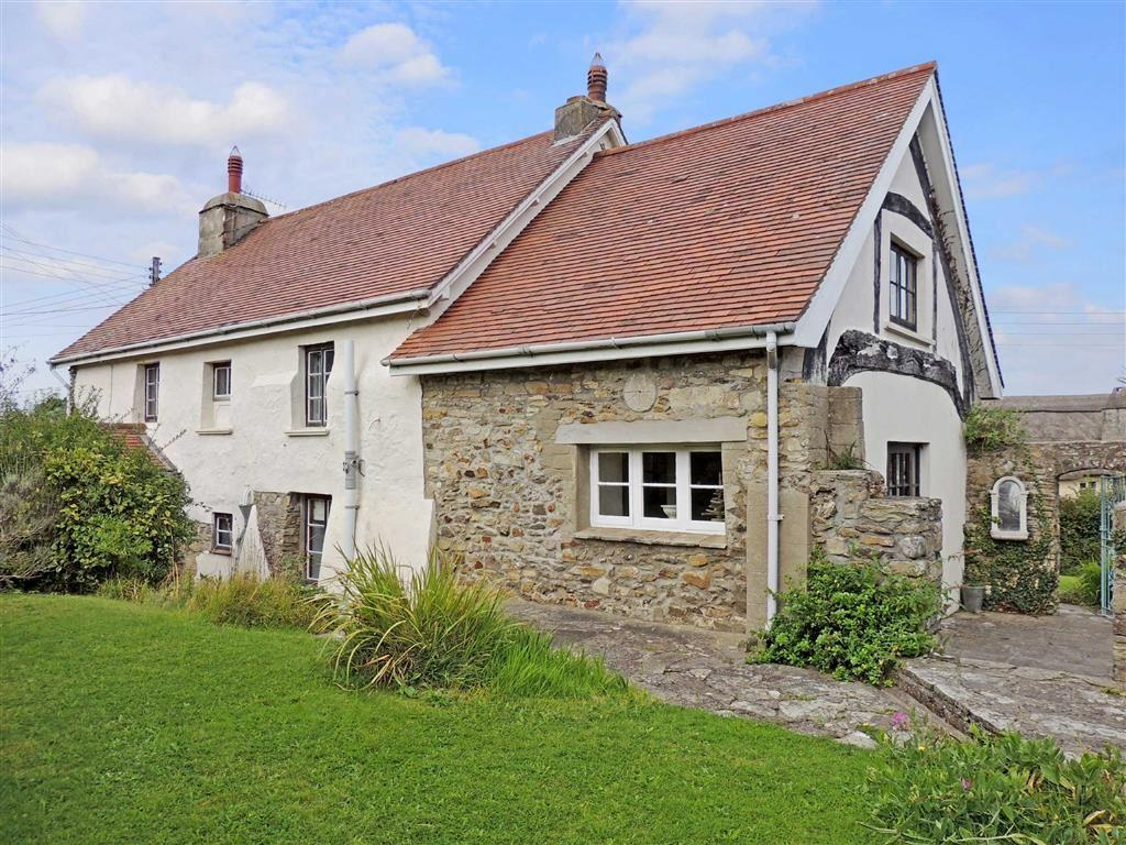 3 Bedrooms Detached House for sale in Cott Lane, Croyde, Braunton, Devon, EX33