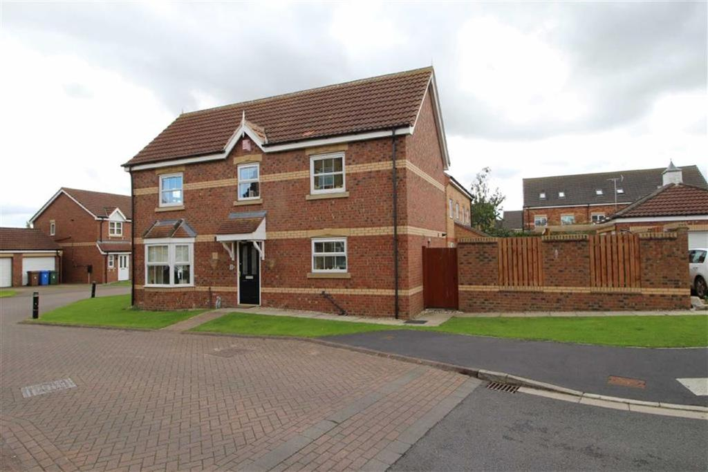 4 Bedrooms Detached House for sale in Mortimer Walk, Driffield, East Yorkshire