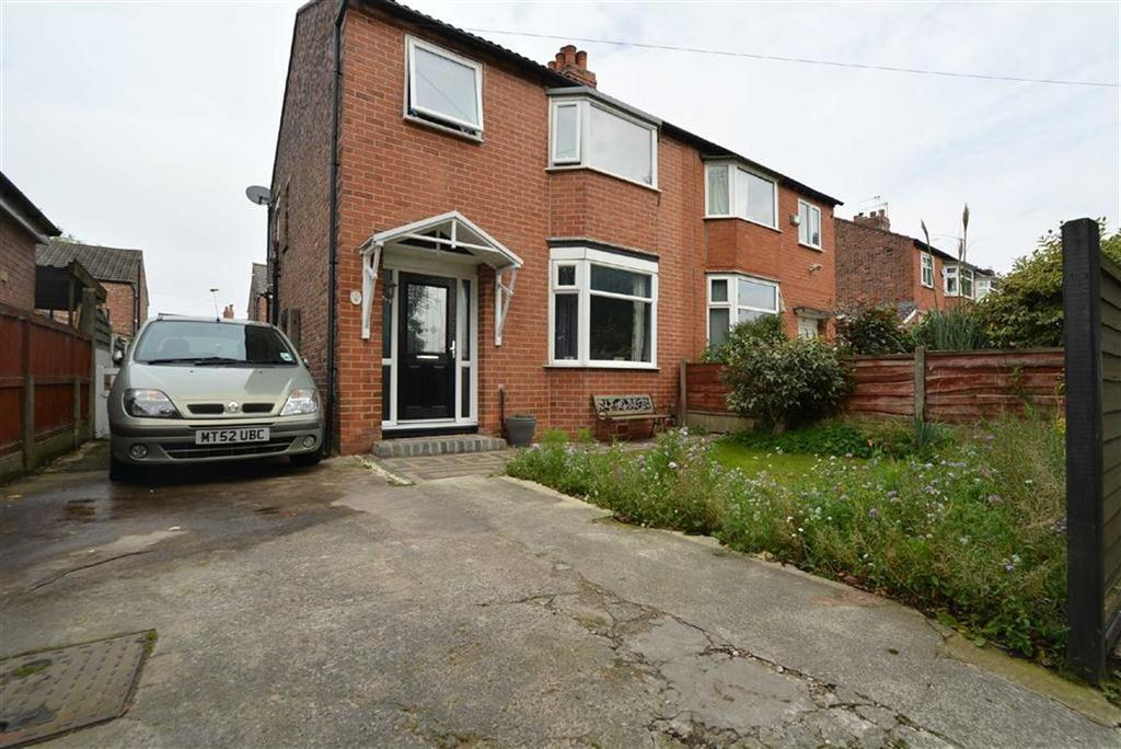 3 Bedrooms Semi Detached House for sale in Cranford Avenue, Stretford, Manchester