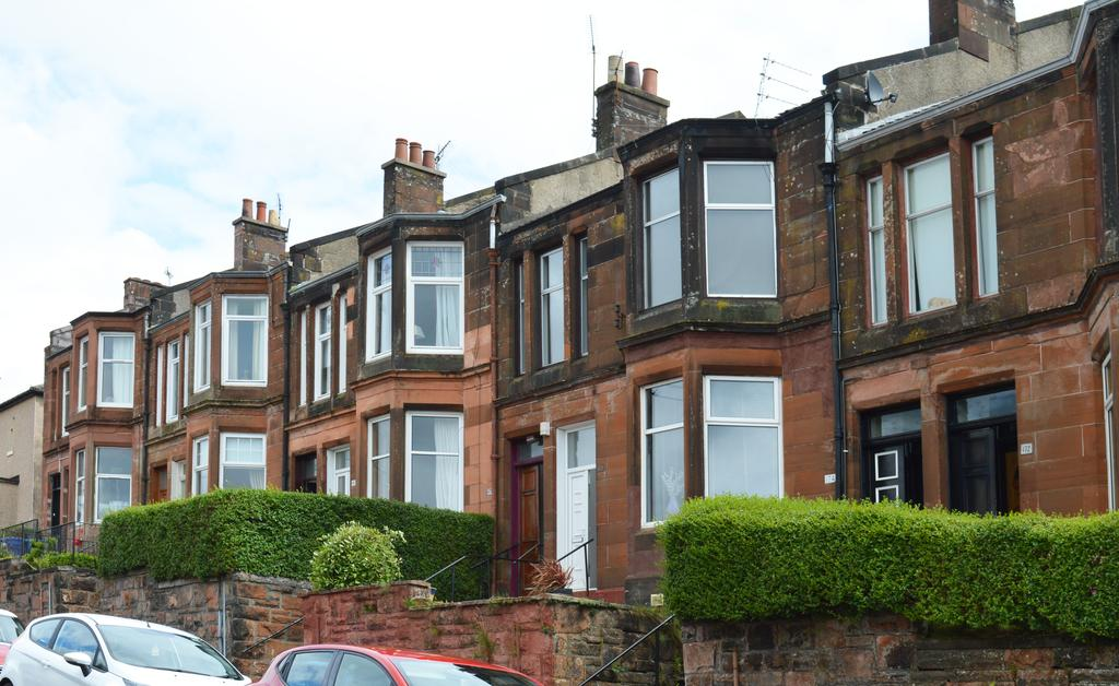 2 Bedrooms Flat for sale in 167 Cumlodden Drive, Glasgow G20