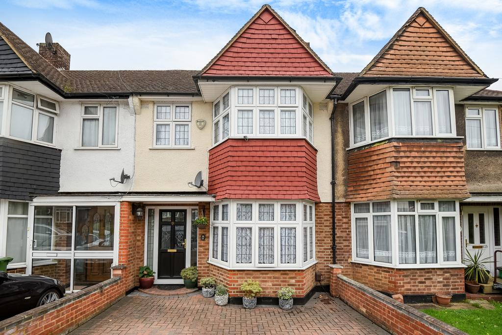 3 Bedrooms Terraced House for sale in Conisborough Crescent Catford SE6