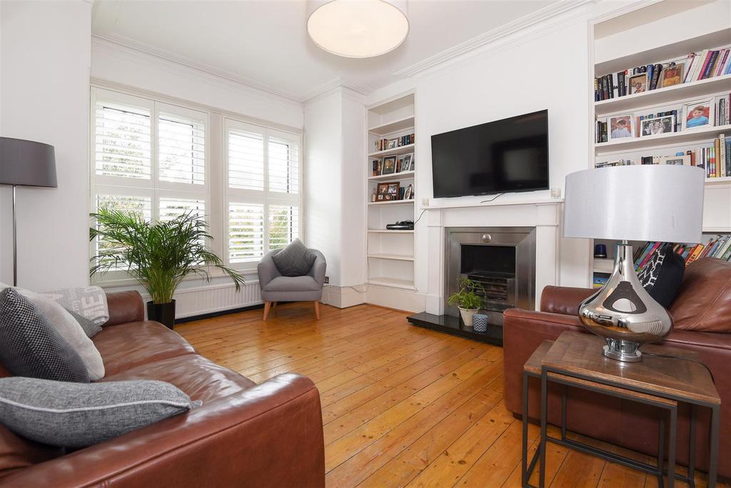 3 Bedrooms Flat for sale in Kingsway, Mortlake
