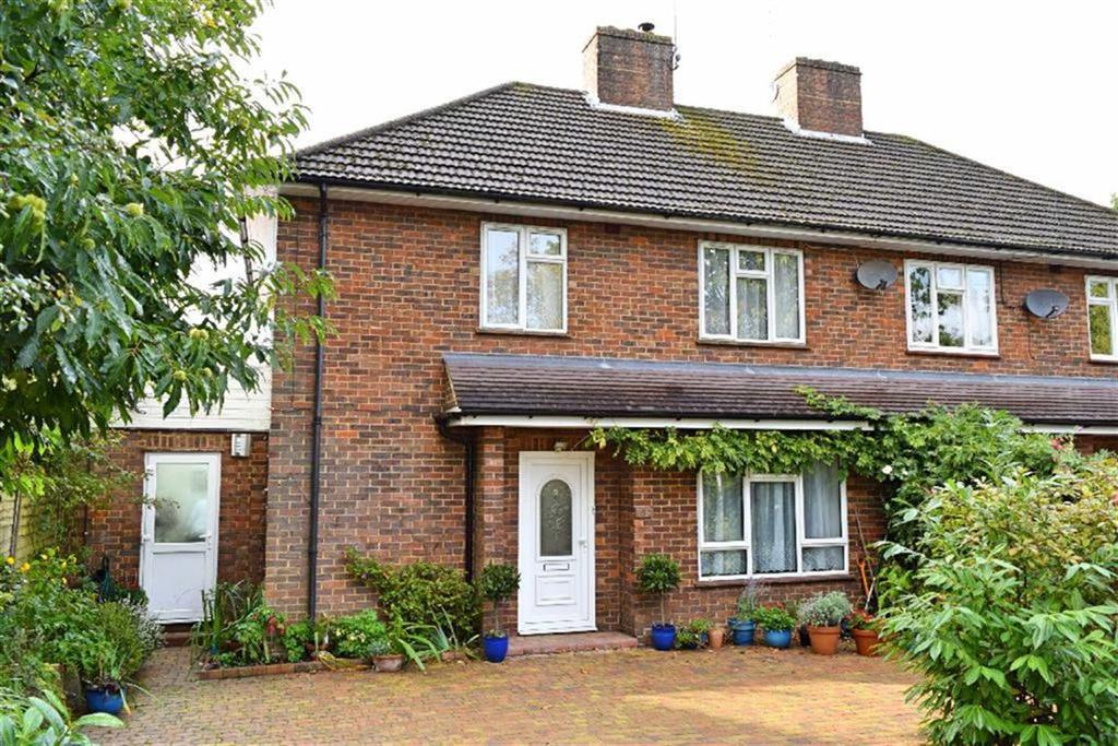 3 Bedrooms Semi Detached House for sale in Seal Hollow Road, Sevenoaks, TN13
