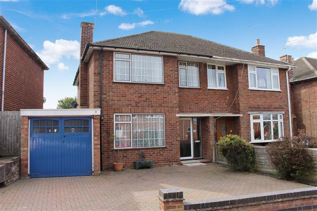 3 Bedrooms Semi Detached House for sale in Hatherell Road, Radford Semele, CV31