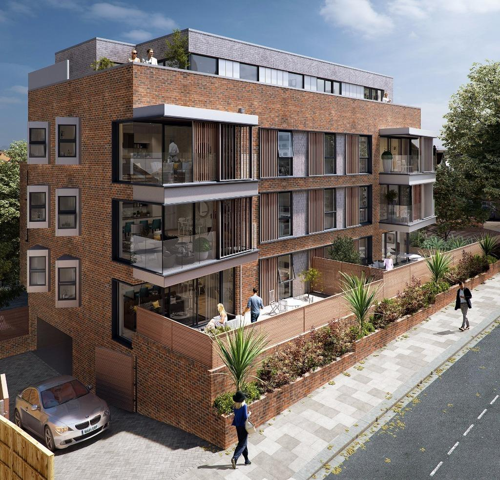 2 Bedrooms Flat for sale in One Nizells Avenue Hove East Sussex BN3