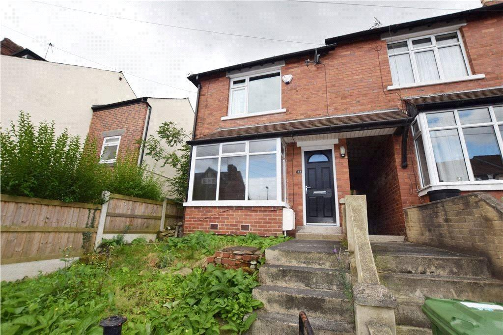 2 Bedrooms Terraced House for sale in Wilton Grove, Meanwood, Leeds