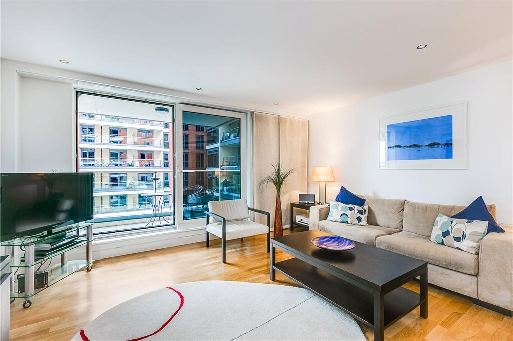 2 Bedrooms Flat for sale in Fountain House, Imperial Wharf, The Boulevard, LONDON