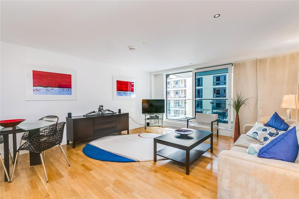 2 Bedrooms Flat for sale in Fountain House, The Boulevard, Imperial Wharf, London