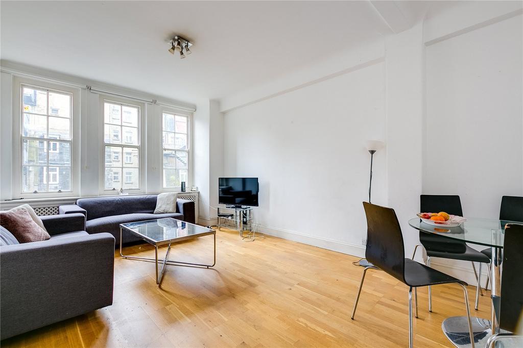 2 Bedrooms Flat for sale in Queens Court, Queensway, London