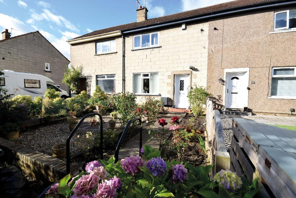 2 Bedrooms Terraced House for sale in Rankin Avenue, Blackford, Edinburgh, EH9 3DB