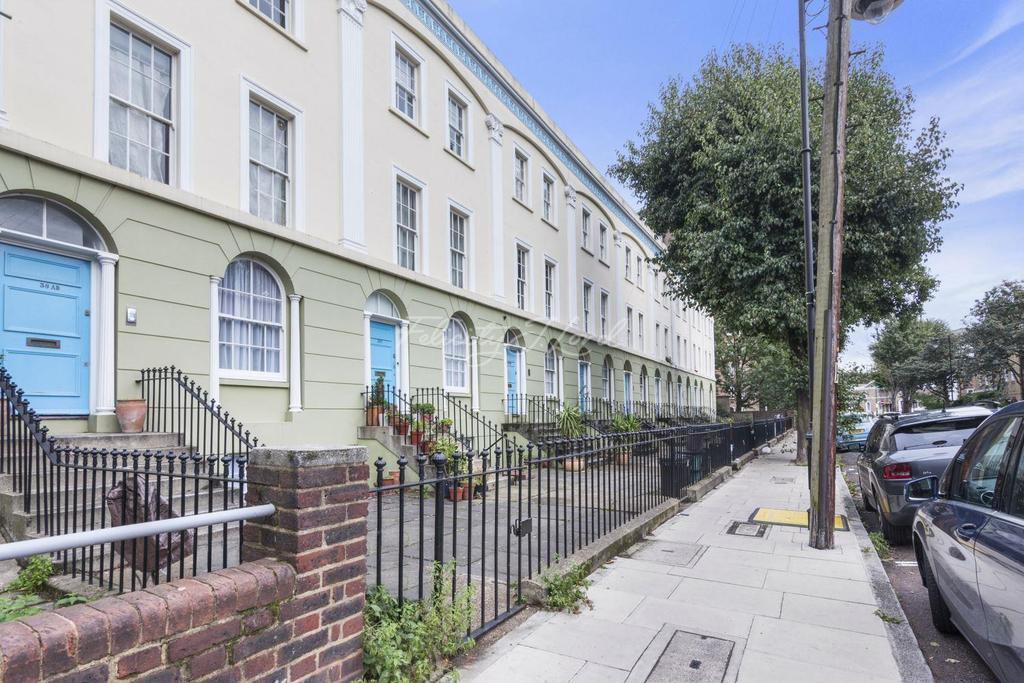 2 Bedrooms Flat for sale in Rotherfield Street, Islington, N1