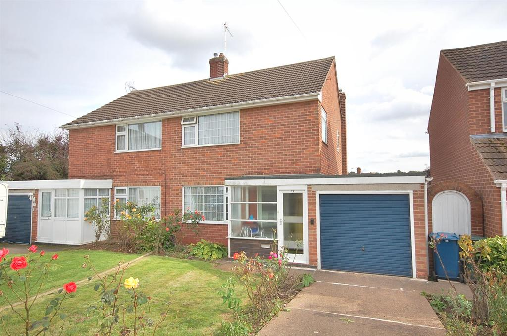 3 Bedrooms Semi Detached House for sale in Welbeck Road, Radcliffe-On-Trent, Nottingham