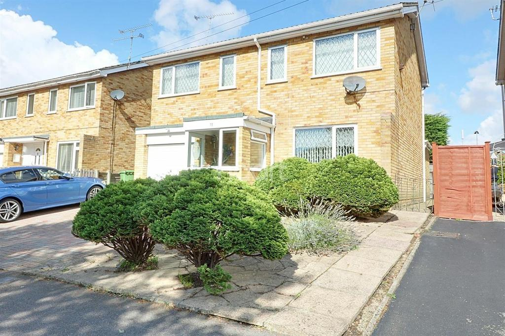 4 Bedrooms Detached House for sale in Glebewood, Bracknell