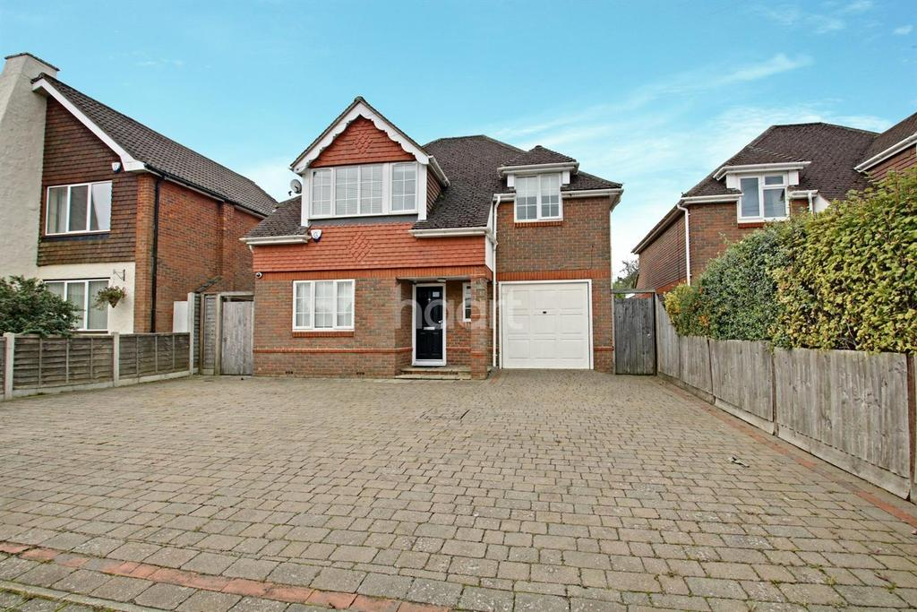 4 Bedrooms Detached House for sale in Moselle Road, Biggin Hill