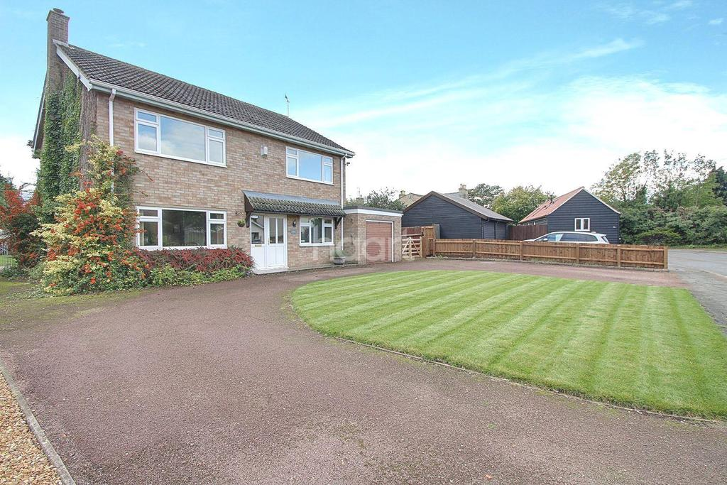 3 Bedrooms Detached House for sale in Bannold Road, Waterbeach, Cambridgeshire