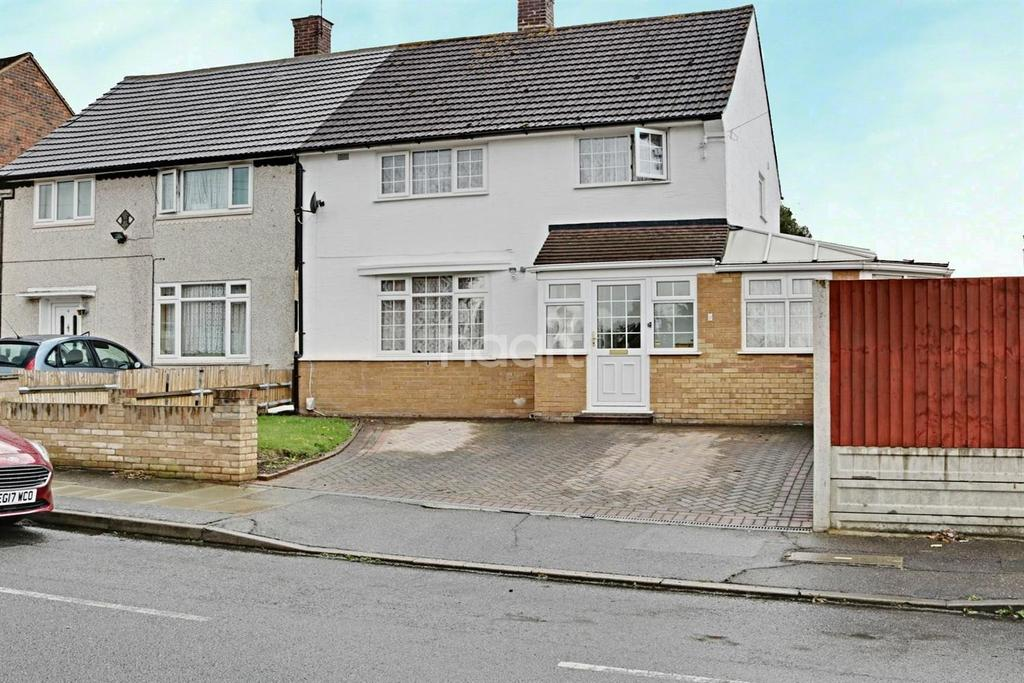 3 Bedrooms Semi Detached House for sale in Canbury Path, Orpington