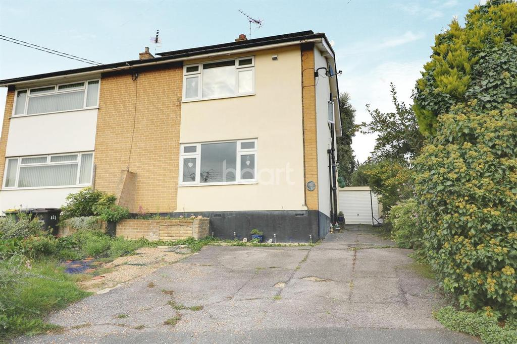 3 Bedrooms Semi Detached House for sale in Springwater Road, Rayleigh