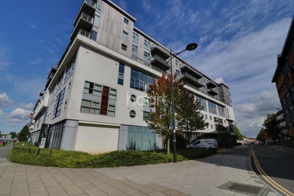 2 Bedrooms Flat for sale in Swindon