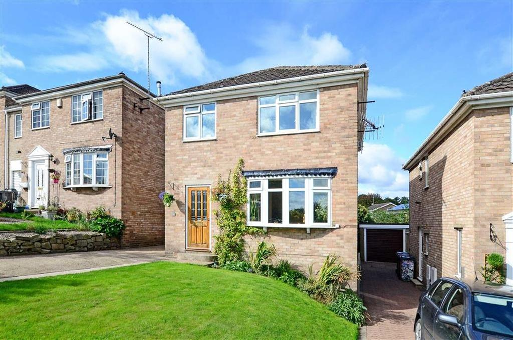 3 Bedrooms Detached House for sale in 4, Ford Close, Dronfield, Derbyshire, S18