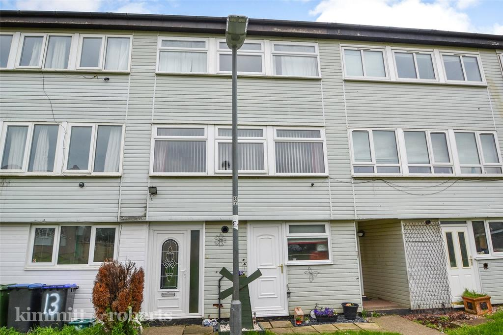 4 Bedrooms Terraced House for sale in Hovingham Close, Peterlee, Co.Durham, SR8
