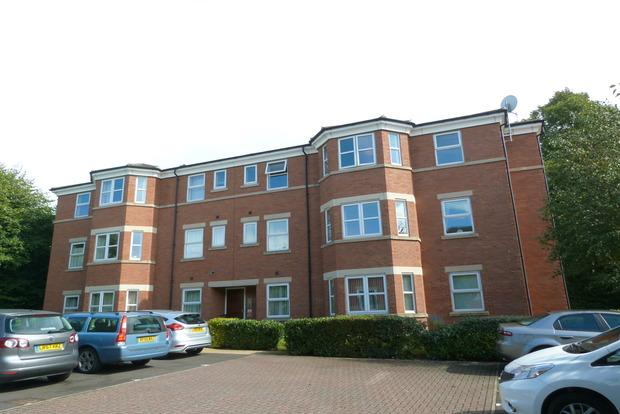 2 Bedrooms Apartment Flat for sale in Roman Place, Syston, Leicester, LE7
