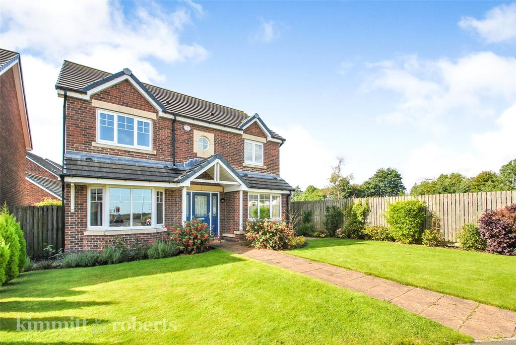 4 Bedrooms Detached House for sale in Cotherstone Court, Easington Lane, Tyne and Wear, DH5