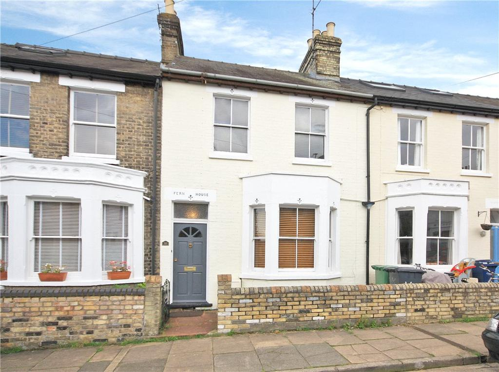 3 Bedrooms Terraced House for sale in Priory Road, Cambridge, CB5