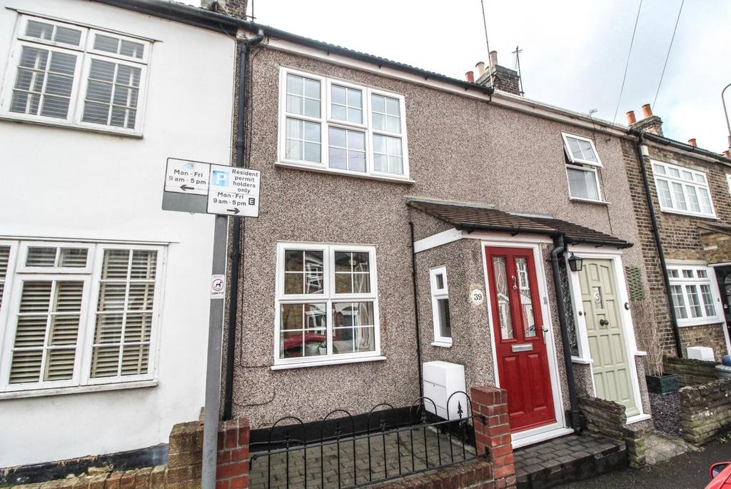 2 Bedrooms Terraced House for sale in Great Eastern Road, Warley, Brentwood, Essex, CM14