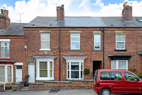 3 bedroom terraced house for sale - 61, Tullibardine Road, Greystones, Sheffield, S11