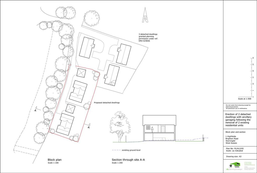 Land Commercial for sale in Brighton Road, Warninglid,