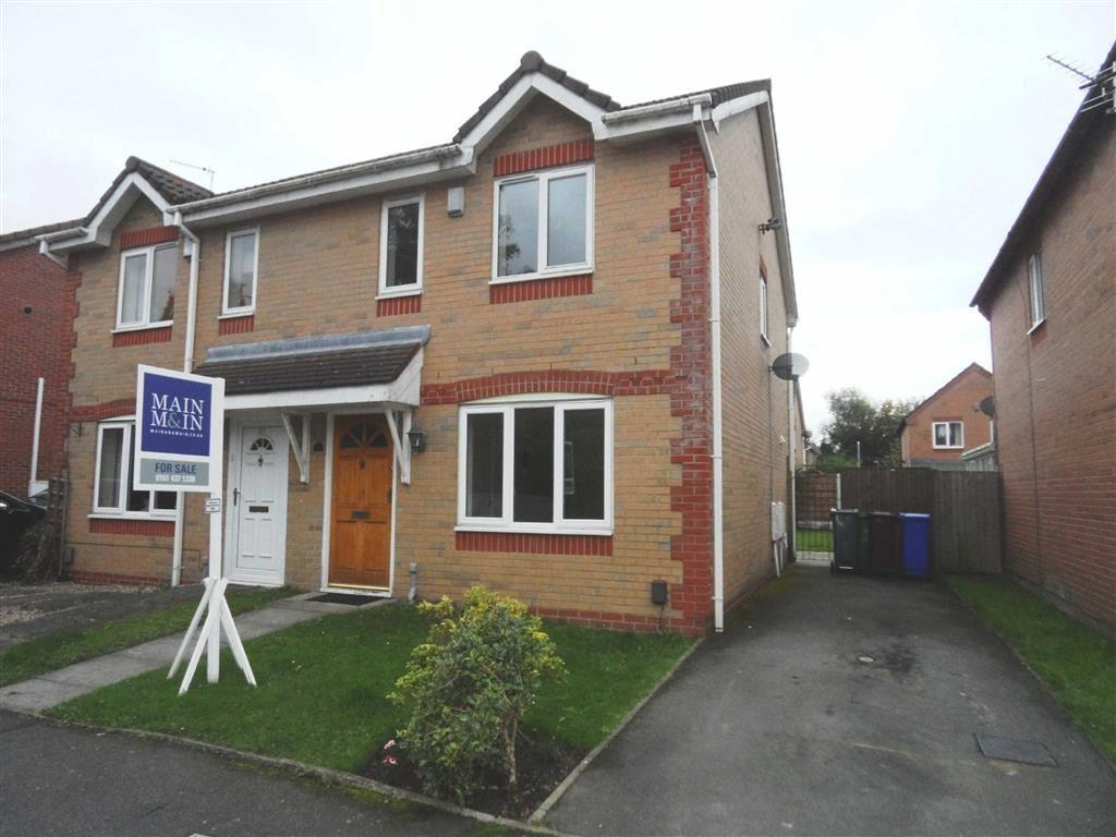 3 Bedrooms Semi Detached House for sale in Hawkridge Drive, Northern Moor