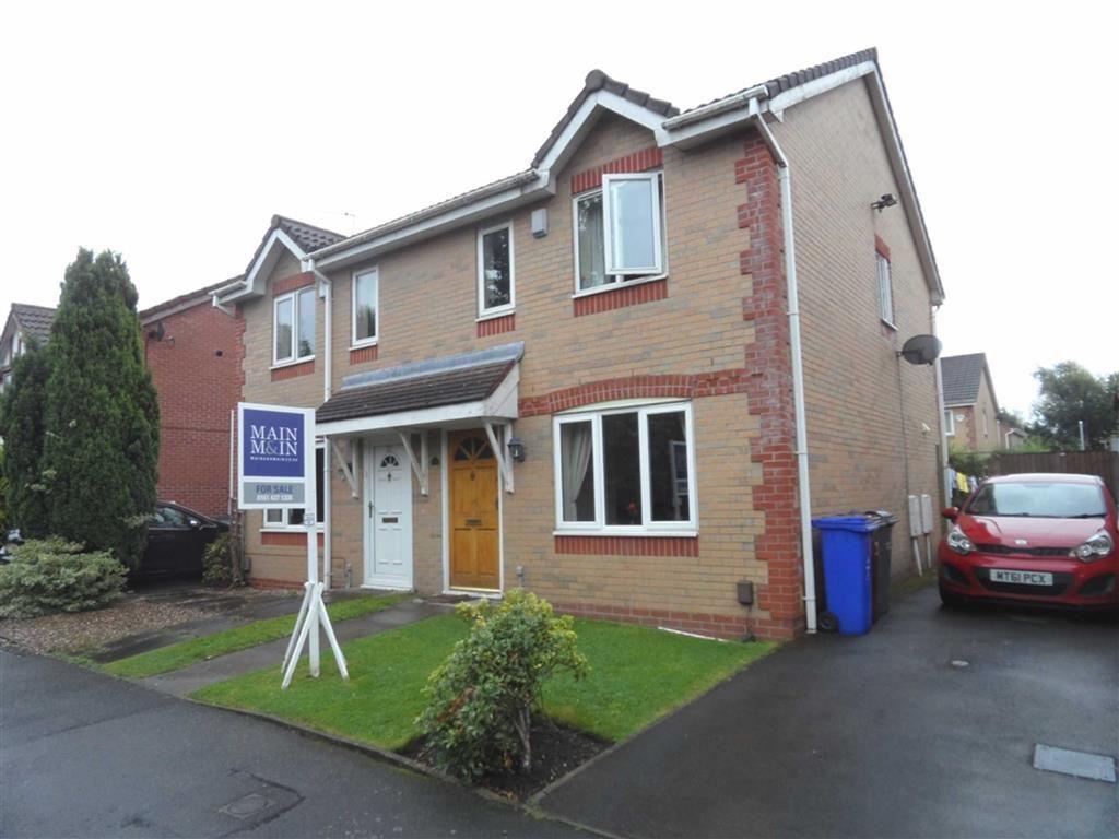 3 Bedrooms Semi Detached House for sale in Hawkridge Drive, Northern Moor