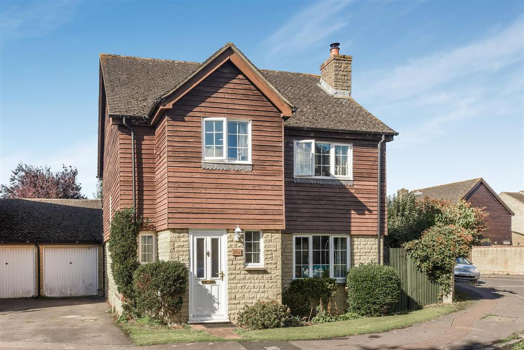 4 Bedrooms Link Detached House for sale in Burwell Meadow, Witney