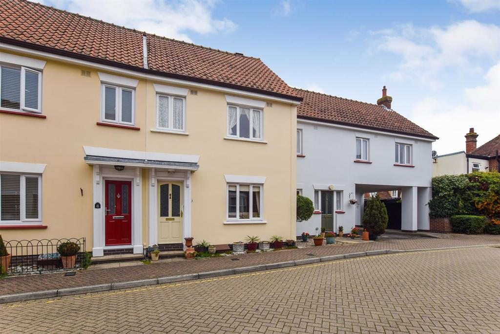 3 Bedrooms House for sale in Gate Street Mews, Maldon