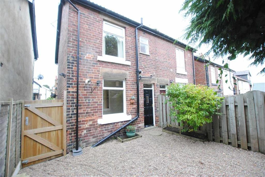 2 Bedrooms Semi Detached House for sale in North Lodge Avenue, Harrogate, HG1