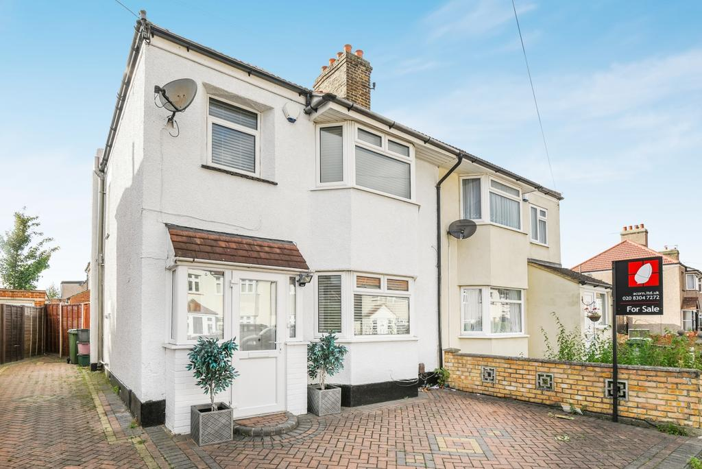 3 Bedrooms House for sale in Kenmere Road Welling DA16