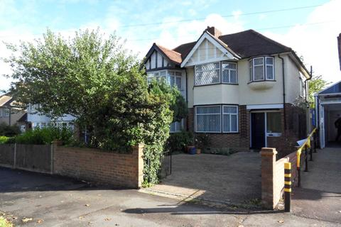 3 bedroom semi-detached house to rent - Epsom Road, Sutton