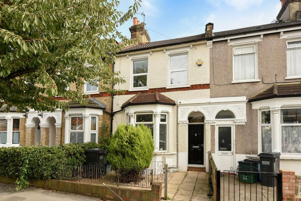 2 Bedrooms Terraced House for sale in Rothesay Road, South Norwood