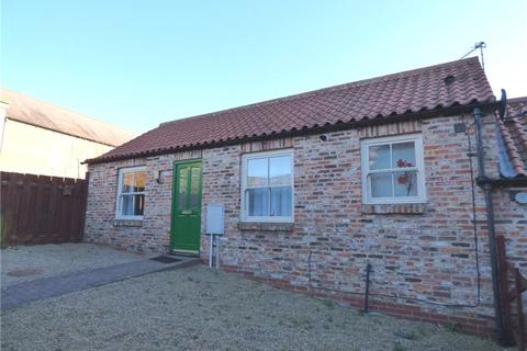 1 bedroom bungalow to rent - WESTGATE MEWS, RIPON, HG4 2AR