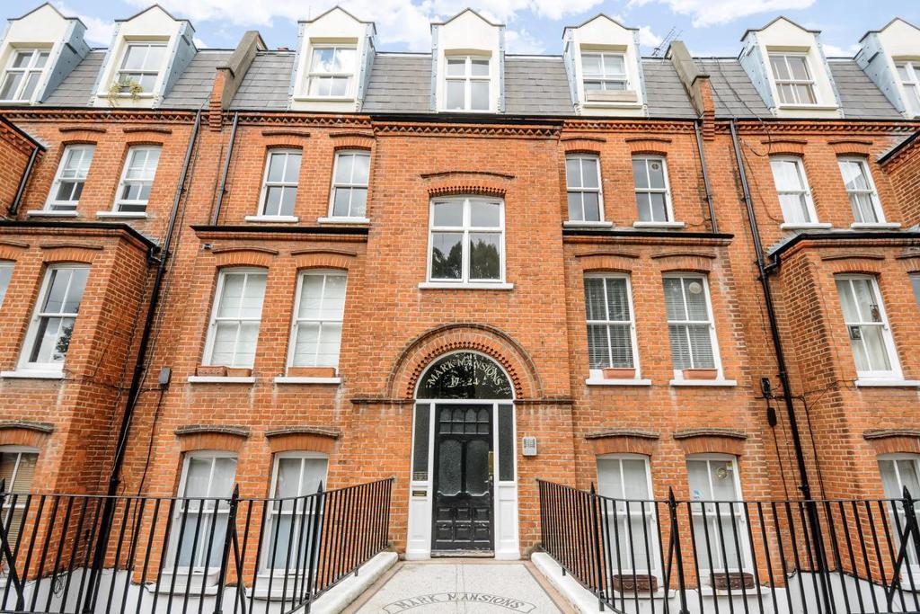 2 Bedrooms Flat for sale in Westville Road, Shepherds Bush